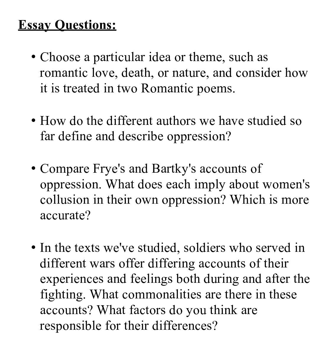 Essay question topics write esl scholarship essay on usa